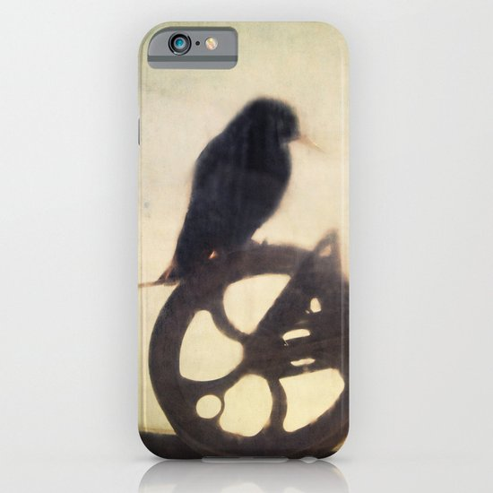 Bird On A Wire iPhone & iPod Case