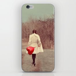 You've Gotta Have Heart iPhone Skin