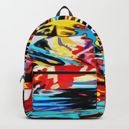 colorful native  Backpack