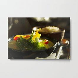 East at The Spencer Hotel Metal Print