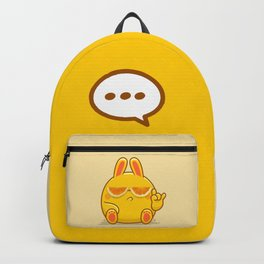 Cool Bunny Backpack
