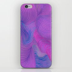 Colored Wind - Colored Pencil iPhone & iPod Skin