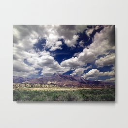 Across Utah Metal Print