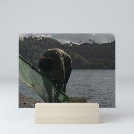 Woman of Samana Mini Art Print