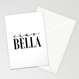 Hello Gorgeous Gift For Her Hello Sign Ciao Bella Printable Art Love Sign Hello Beautiful Valentines Stationery Cards