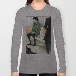 Snowpunks by Kat Mills Long Sleeve T-shirt