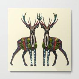 deer vanilla Metal Print
