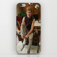 niall horan iPhone & iPod Skins featuring Niall Horan by behindthenoise