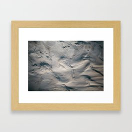 BANKS Framed Art Print