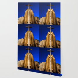 Guildford Cathedral Wallpaper