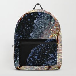 FLAWLESS GREY & GOLD Backpack