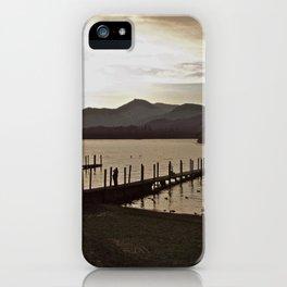 Keswick 3 iPhone Case