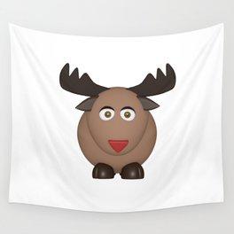 Reindeer/Elk Wall Tapestry