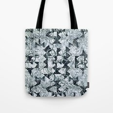 Black Burros Tote Bag