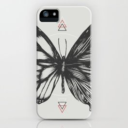 Delicate Existence iPhone Case