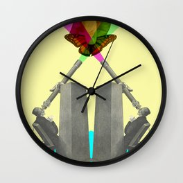 For the love of rationality Wall Clock