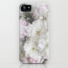 Mother's Day Mums iPhone Case