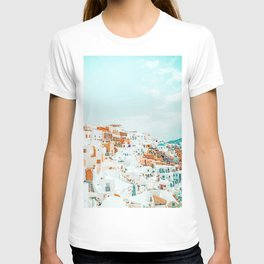 Travelers || #photography #greece T-shirt