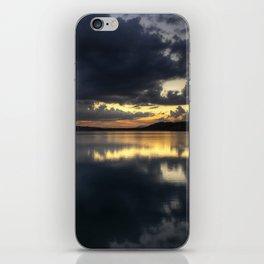 Asi en el cielo como en la tierra iPhone Skin