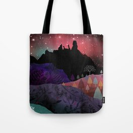 Manaia Nights Tote Bag