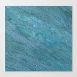 Blue Shimmer Canvas Print
