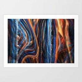 NetwRK (2015) Art Print