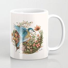 Wings of Courage Coffee Mug