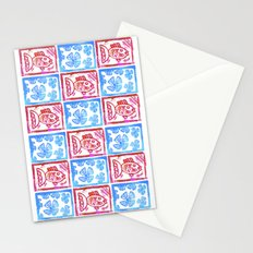 Tropical Prints Stationery Cards