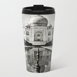 Taj Mahal Metal Travel Mug