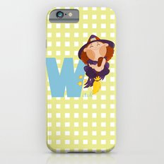w for witch iPhone 6s Slim Case