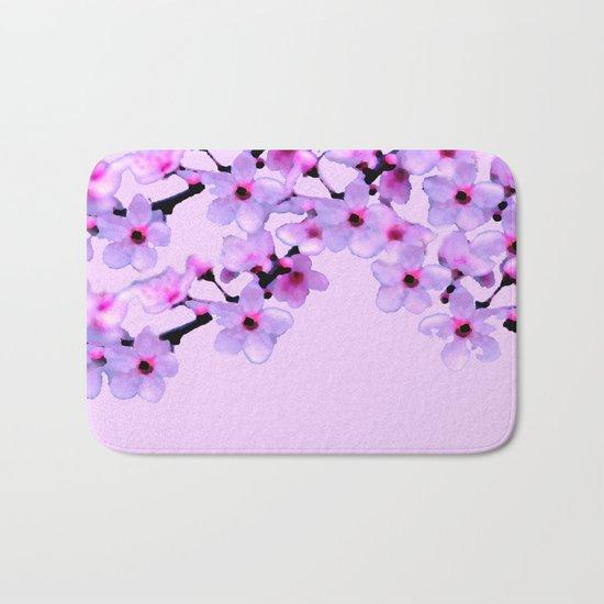 Cherry Blossom - In Memory of Mackenzie Bath Mat
