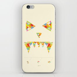 Monster Chaos iPhone Skin