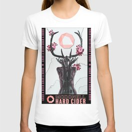 Cider Label- Antlers T-shirt