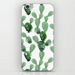 Cactus Life iPhone Skin