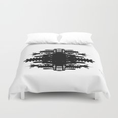 A Template for Your Imagination Duvet Cover