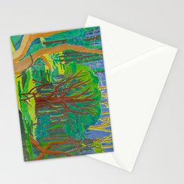 Il Bosco (The Forest) Stationery Cards