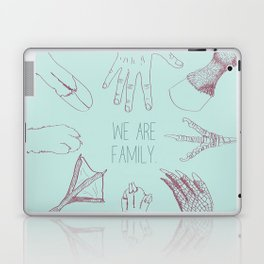 We Are Family Laptop & iPad Skin