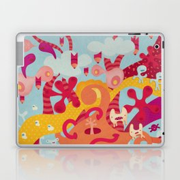 MAD Laptop & iPad Skin