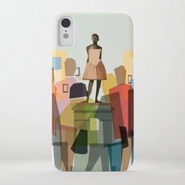 Degas ballerina at the Met iPhone Case