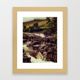 SCOTLAND / Glen Etive, Highlands / 03 Framed Art Print