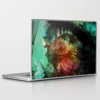 abyss Laptop & iPad Skins featuring abyss by alnavasord