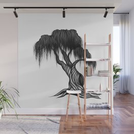 Gnarly Tree Wall Mural
