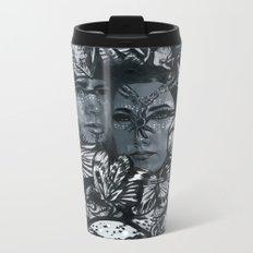 tyler and sicily  Metal Travel Mug