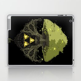 Deku Tree Full Colour Laptop & iPad Skin