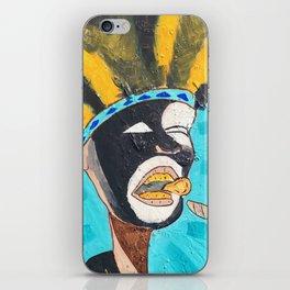 Big Chief iPhone Skin