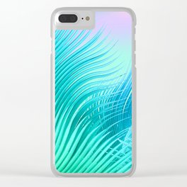 Sea Dreams Clear iPhone Case
