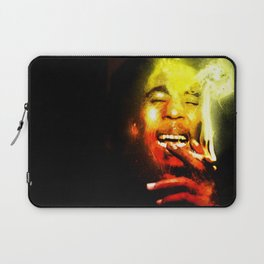 Jah is Mighty Laptop Sleeve