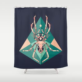 arachnea Shower Curtain