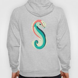S for Seahorse Hoody