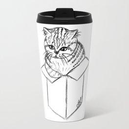 If it fits, I sits Travel Mug